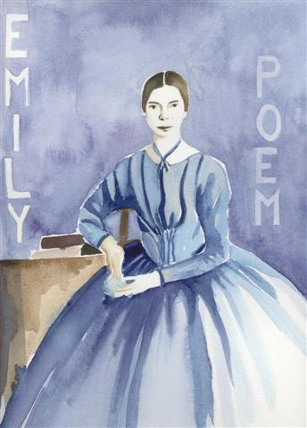 an introduction to the history and poetry of emily dickinson The poetry of emily dickinson  introduction to emily dickinson  of flowers as emily's first attribute her poetry, for the most.